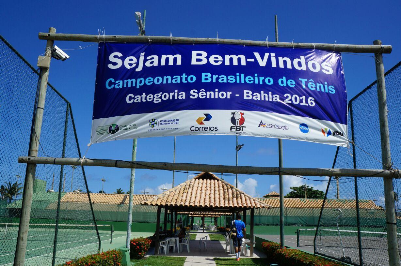 Seniors etapa Bahia