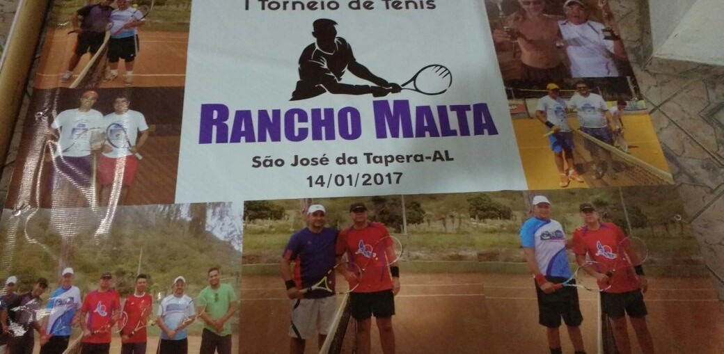 1o. Torneio de Tenis Rancho Malta