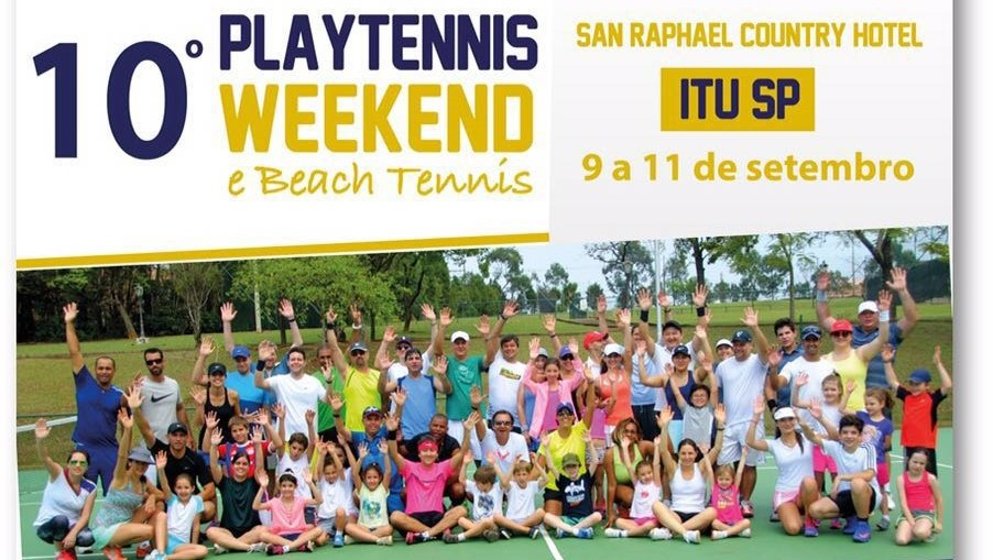10. PlayTennis Weekend