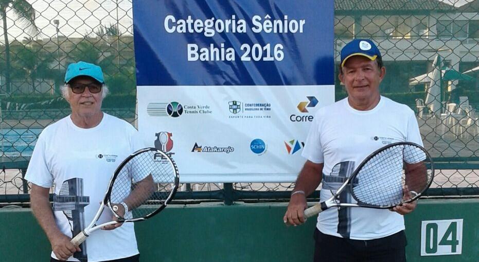 Torneio Senior Salvador-BA 2016